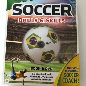 Soccer drills and skills